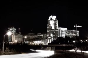 Raleigh Black & White
