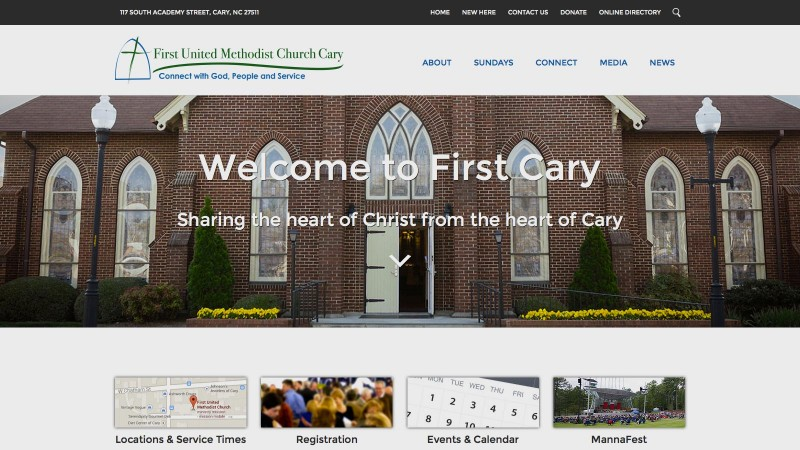 First Cary UMC